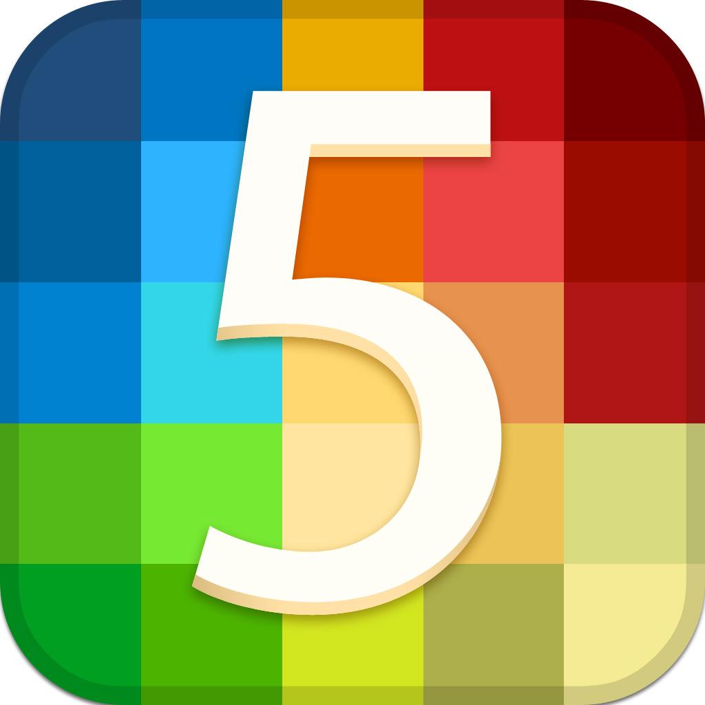 iPhone 5用高精細壁紙