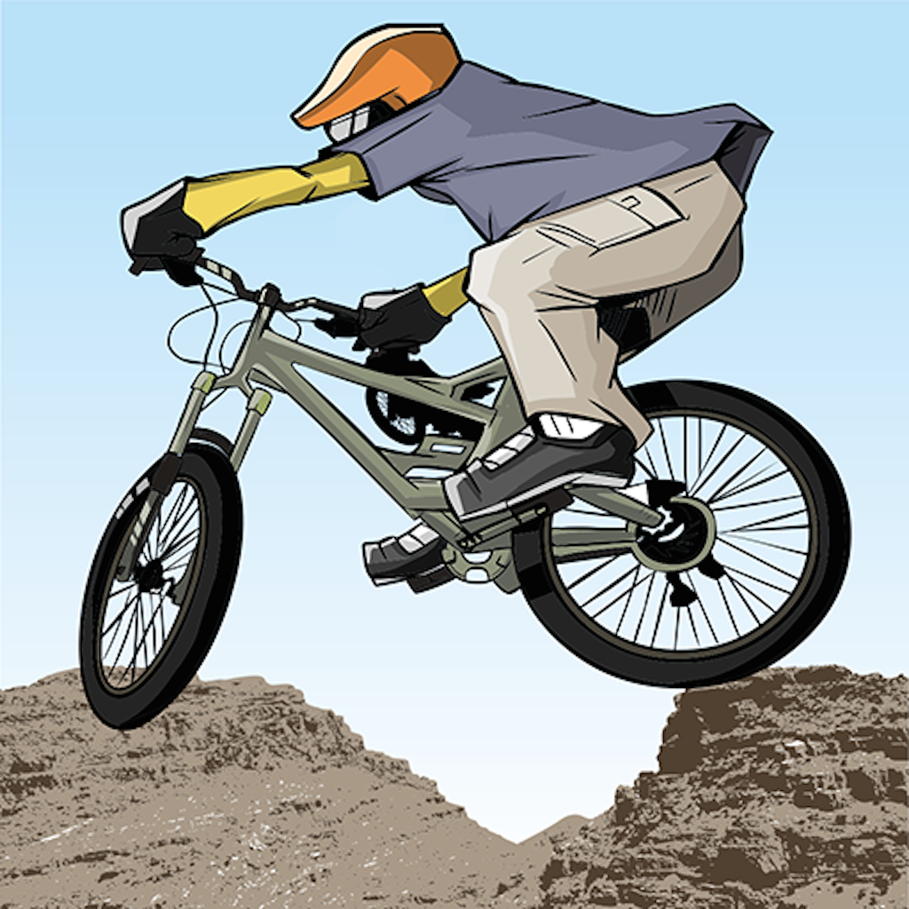 BMX Race - Offroad гоночный трек Трюки Байк Полная версия игры